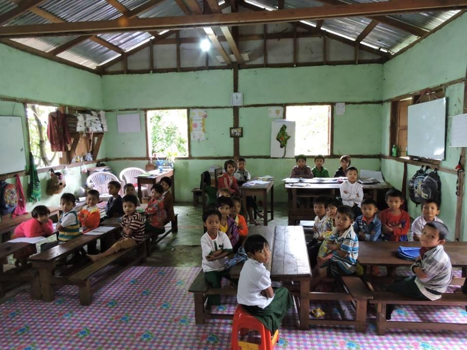 Karenni Education in Maw Chi