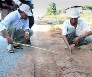 ပြည်သူ့ဘဏ္ဍာငွေဖြင့် ဆောက်လုပ်နေသည့် ဖွံ့ဖြိုးရေးစီမံကိန်းတွင် လုပ်ငန်းကြီးကြပ်မှု အားနည်းဟုဆို