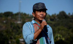 ဦးရှုမောင် (ဓါတ်ပုံ - ဖဲဘူး)