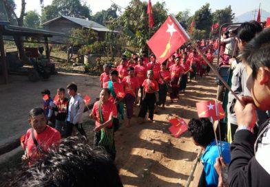 ကယားျပည္နယ္၌ NLD ပါတီသို႔ ဒုတိယအႀကိမ္ေျမာက္ အလံုးအရင္းလိုက္ အဆိုျပဳဝင္ေရာက္