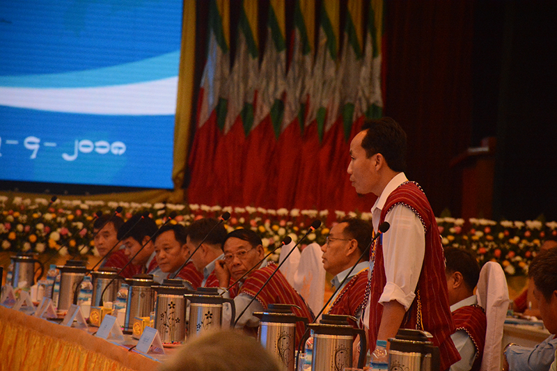 ဇူလိုင် ၁၁ တွင် စတင်ကျင်းပမည့် ၂၁ ရာစုပင်လုံညီလာခံ တက်ရောက်ရန် KNPP မဆုံးဖြတ်ရသေး