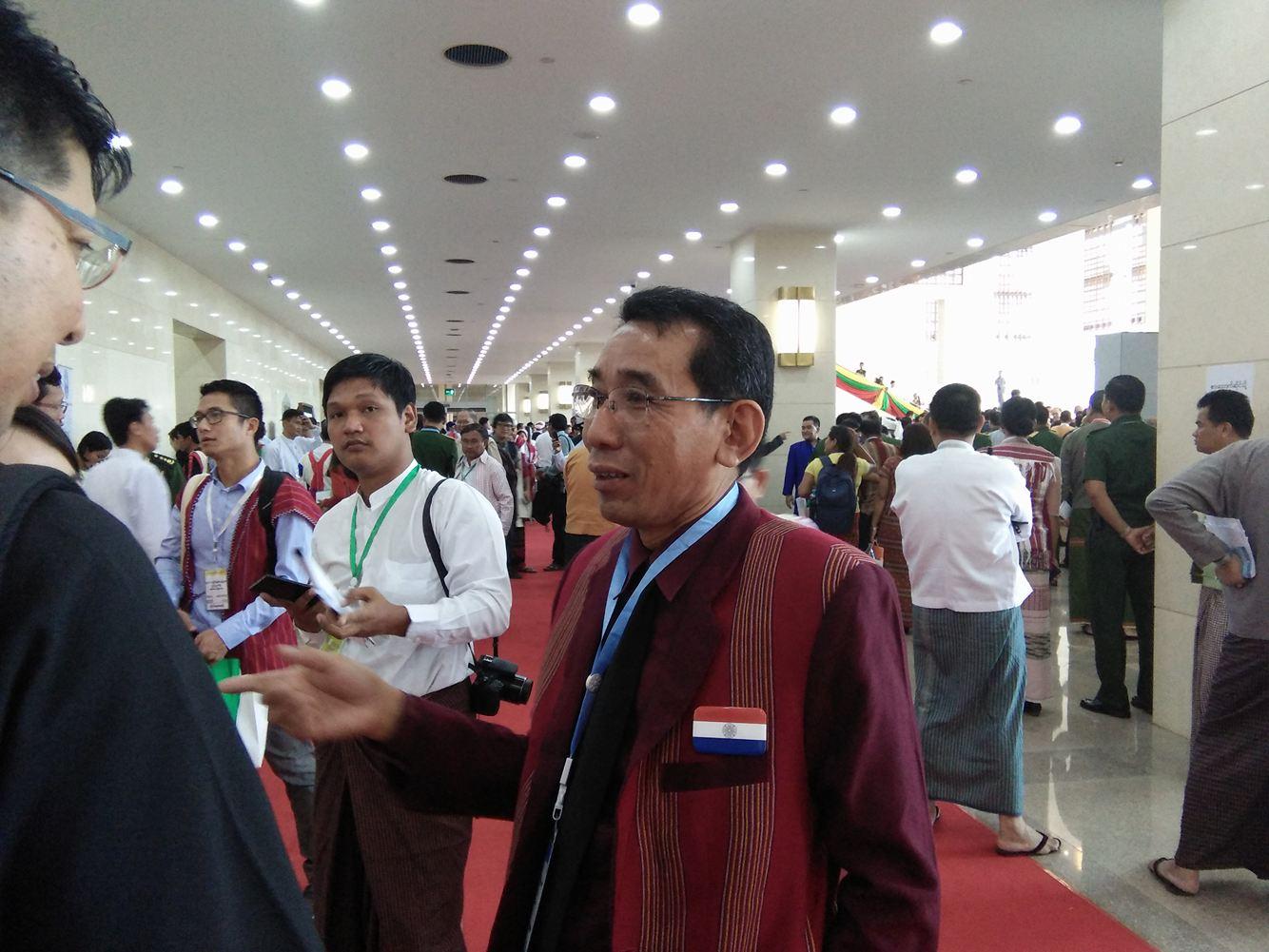 နှစ်ဘက်သဘောတူသည့် အခင်းအကျင်းဖြင့် ငြိမ်းချမ်းရေးတည်ဆောက်ရန် ကေအဲန်ပီပီပြော