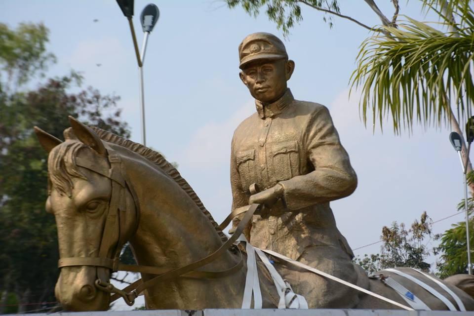 နိုင်ငံတော်အဆင့်မှာပဲ ဗိုလ်ချုပ်ကြေးရုပ်ထု ထားသင့်တယ်လို့ ကယားပြည်နယ်ဒီမိုကရက်တစ်ပါတီ ဥက္ကဌဆို