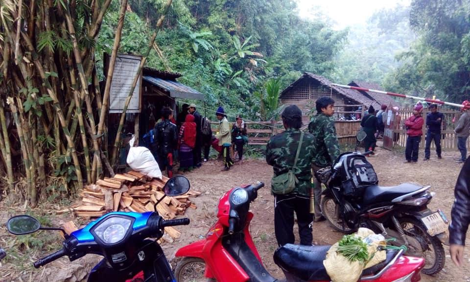 ထိုင်းနယ်စပ်ဘက် မလိုအပ်ဘဲသွားလာသူ တားမြစ်သွားမည်