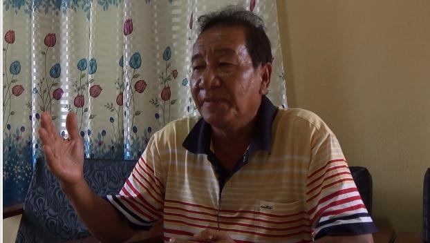 ဖရူဆိုမြို့နယ် ပြည်သူ့လွှတ်တော်ကိုယ်စားလှယ် ဦးပဲ့့ဒူနှင့်တွေ့ဆုံခြင်း