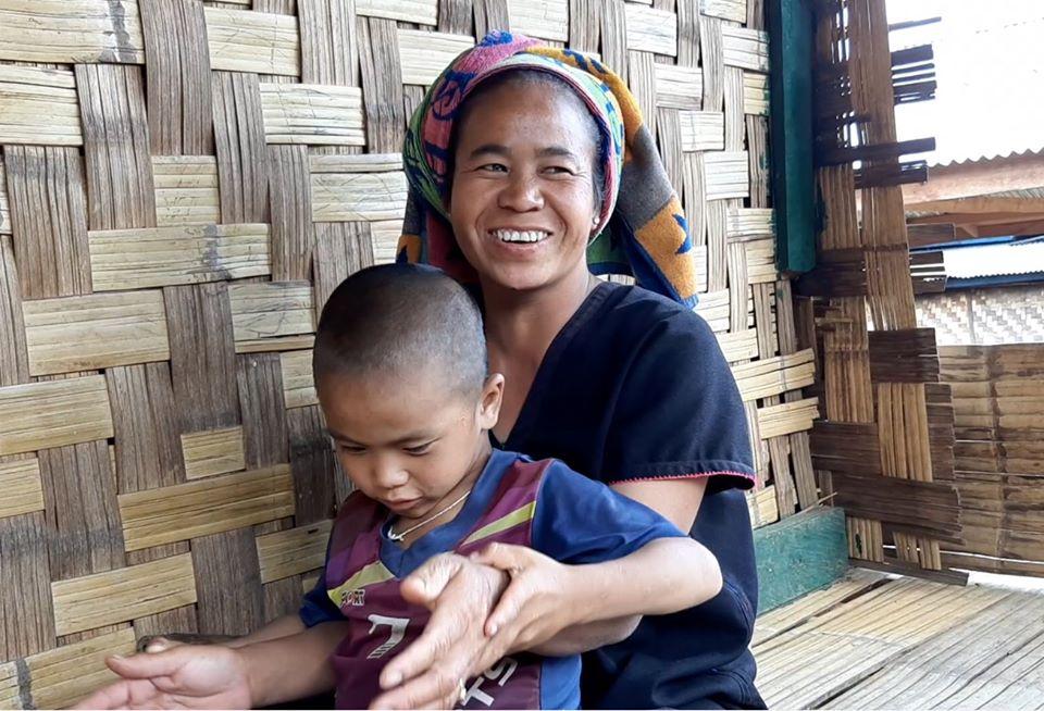မြောက်ပိုင်းကျေးရွာအုပ်စုအတွင်းမှာ နေထိုင်တဲ့ ကျေးရွာဒေသခံတချို့ရဲ့ အသံ