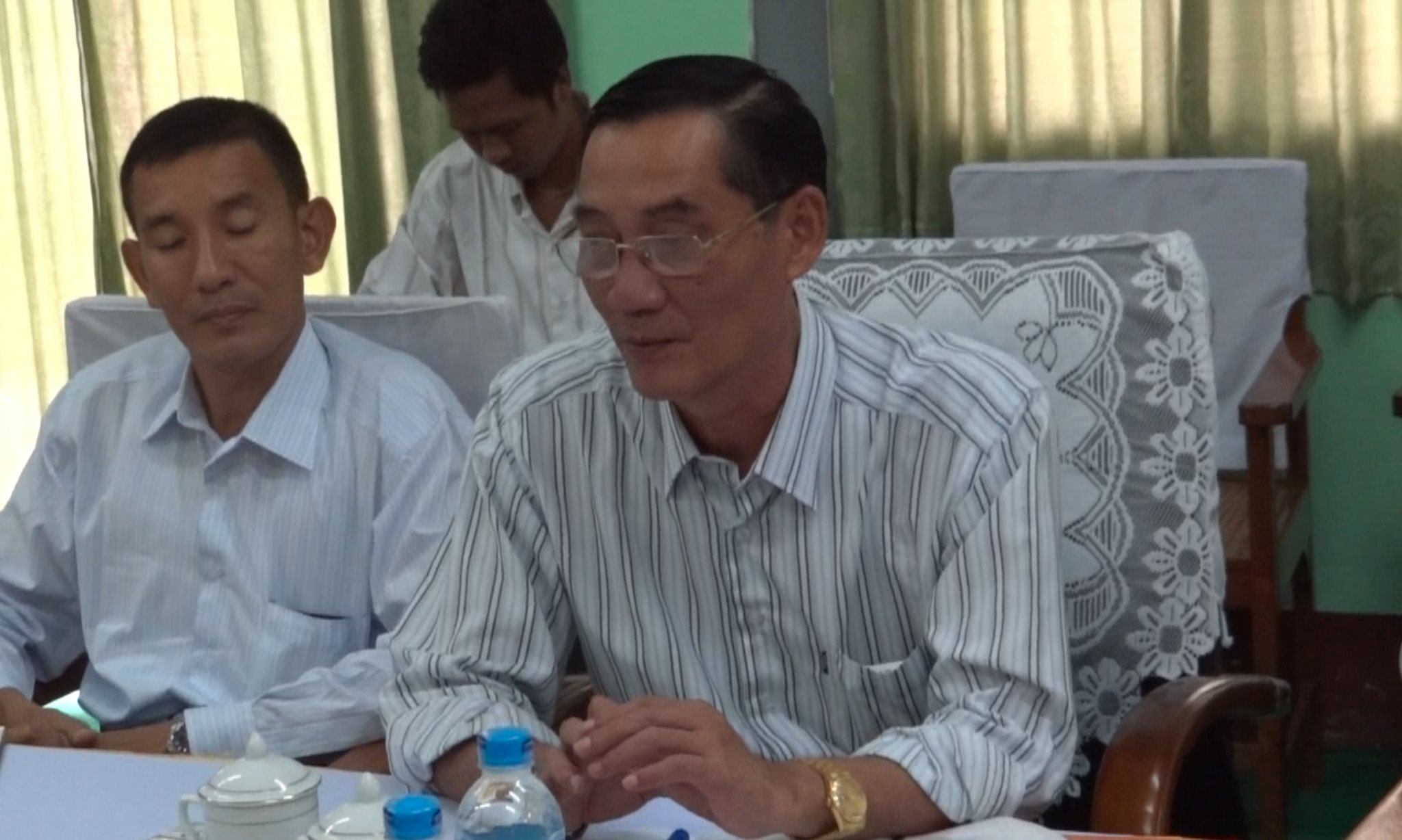 ဝန်ကြီးချုပ်ဟောင်း ဦးခင်မောင်ဦး (ခ) ခူးဘူးရယ် ကယားပြည်နယ်ဒီမိုကရက်တစ်ပါတီကနေ ဝင်ရောက်ယှဉ်ပြိုင်မည်