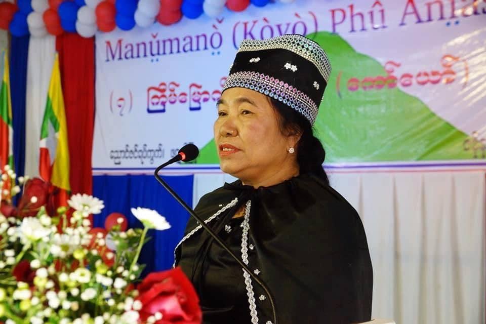ရွေးကောက်ပွဲတွင် မိခင်ပါတီအား ပြိုင်ဘက်အဖြစ် ယှဉ်ပြိုင်ရမည့် NLD အမတ် ဒေါ်ရှားမူ